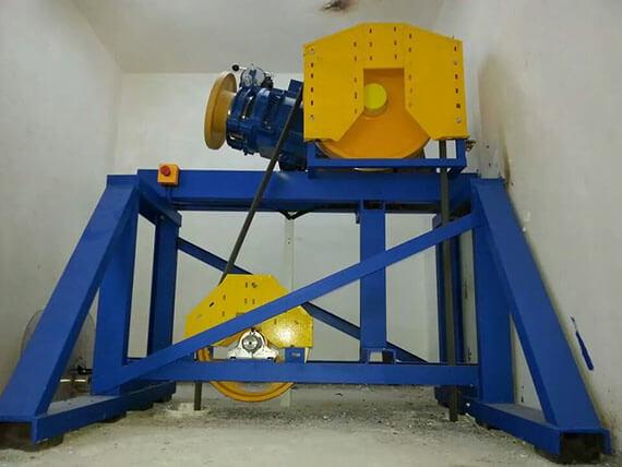 Çorlu Makina Daireli Asansörler