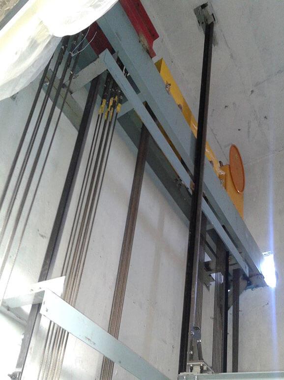 Çorlu Makina Dairesiz Asansör