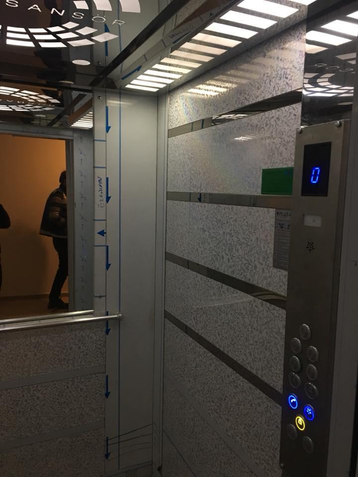 Çorlu Asansör